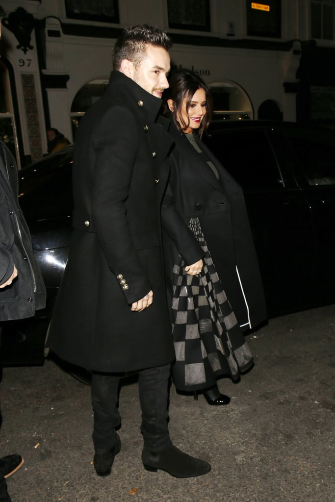 Cheryl and Liam Payne are still going strong! The couple were all smiles when they attended a Christmas carol concert in London on Tuesday. Dressed in a grey sweater dress and black coat, Cheryl stayed close to Liam as they made their way back to their car. The last time we saw these two out together was at the Chopard Trophy Ceremony during the Cannes Film Festival back in May, shortly after the two made their red carpet debut as a couple at Eva Longoria's Global Gift Gala in Paris. Although the pair have been keeping a low profile, Liam recently grabbed headlines after he posted a sexy shirtless photo of himself on Instagram over the Thanksgiving holiday, and all we can say is that Cheryl is one lucky woman.