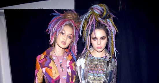 This Etsy Seller Just Did The Hair At Marc Jacobs' Fashion Show