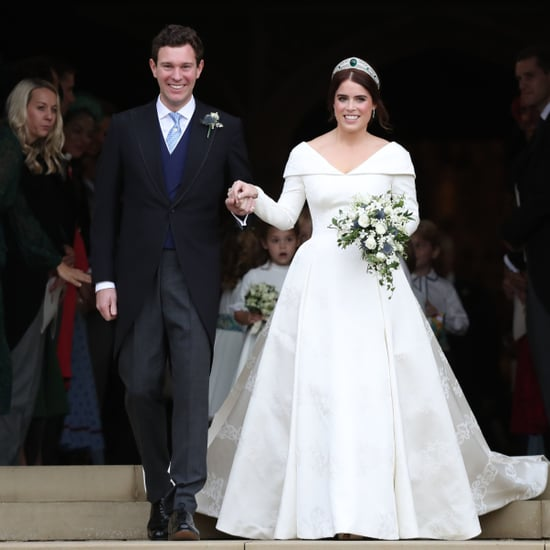 Princess Eugenie and Jack Brooksbank Wedding Thank You Notes