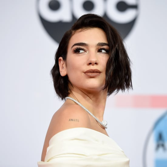 Dua Lipa AMAs Dress 2018