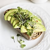 Avocado and Rocket Toast