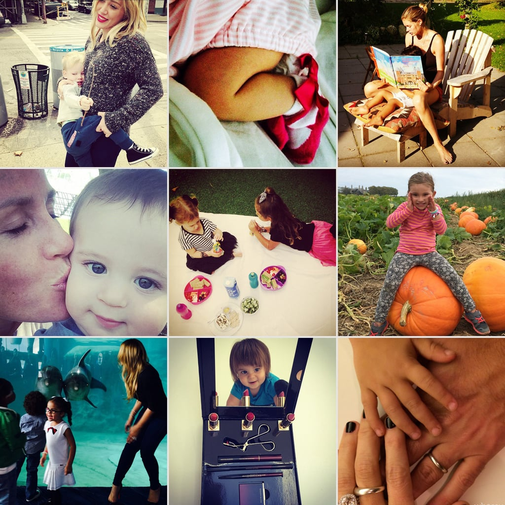 Celebrity Family Pictures Week of Sept. 19-25, 2014