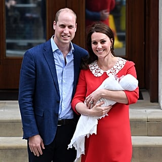 Prince Louis Christening Details