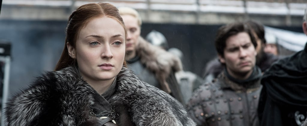Sophie Turner Says She Hasn't Watched Game of Thrones Finale