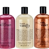 Philosophy Autumn Favorites Shower Gel Trio