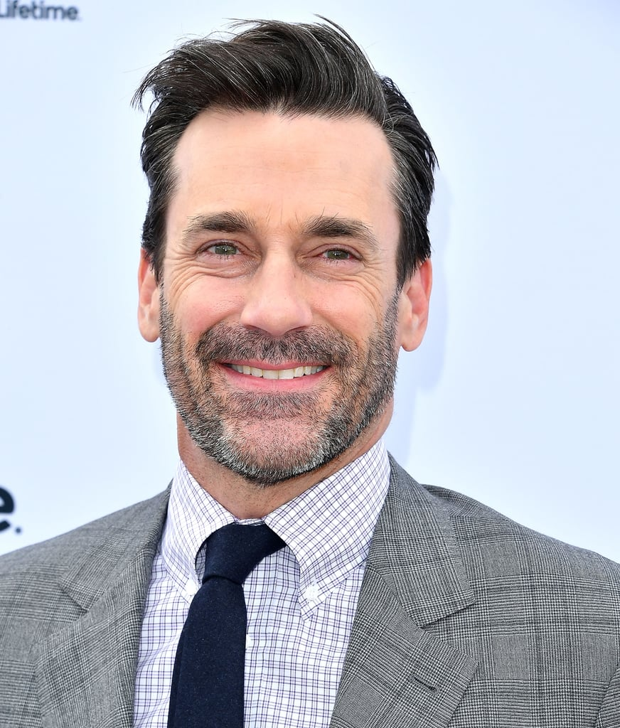 """I'm really looking forward to the documentary they're going to make about this year's Golden Globes, called Beard Parade 2017."" — Jon Hamm, bringing up the staggering number of beards in the room."