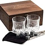Premium Whiskey Stones Gift Set
