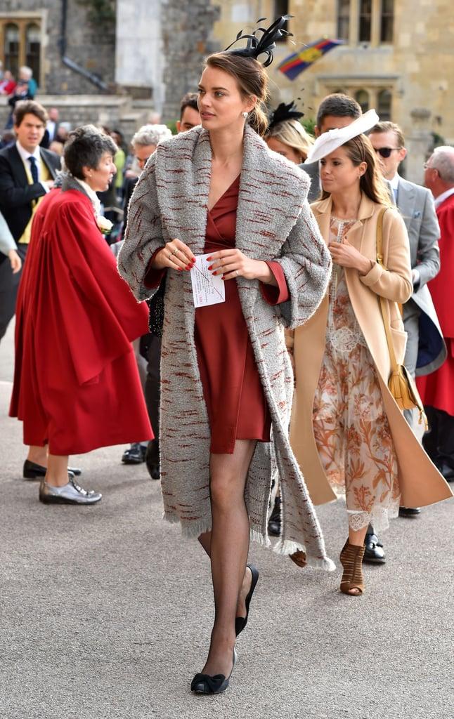 Model Rianne Ten Haken Princess Eugenie Wedding Guest Style 2018
