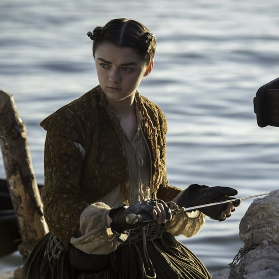 Maisie Williams's Game of Thrones No One Tattoo