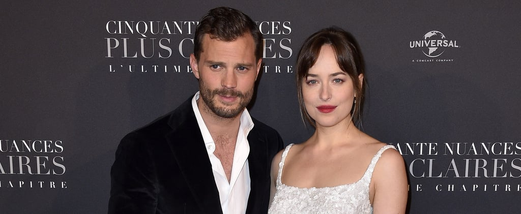 Dakota Johnson Basically Wore a Wedding Dress on the Red Carpet, and We're in Love