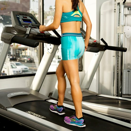 Walk-Run Treadmill Workout