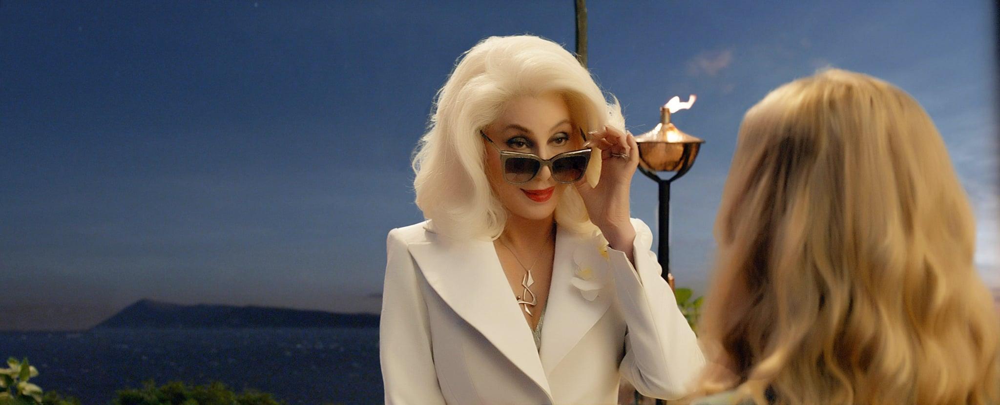 MAMMA MIA! HERE WE GO AGAIN, Cher, 2018. / Universal Studios /Courtesy Everett Collection