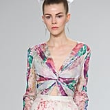 Pictures and Review of Zimmermann Spring 2012-2013 Mercedes Benz Fashion Week Australia Catwalk Show