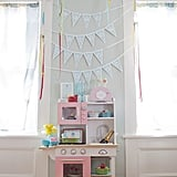 Kiddie Kitchen Decor