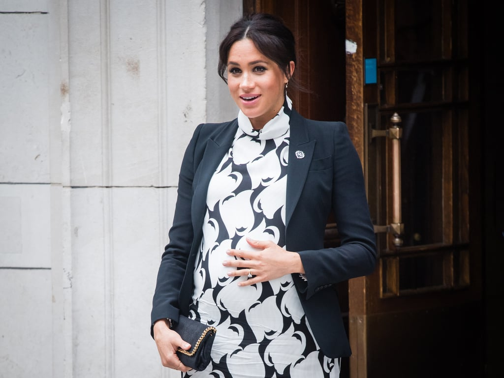 How Meghan Markle's Pregnancy Broke Royal Tradition