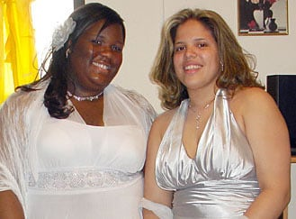 "South Bronx High School Picks Lesbians ""Best Couple"""