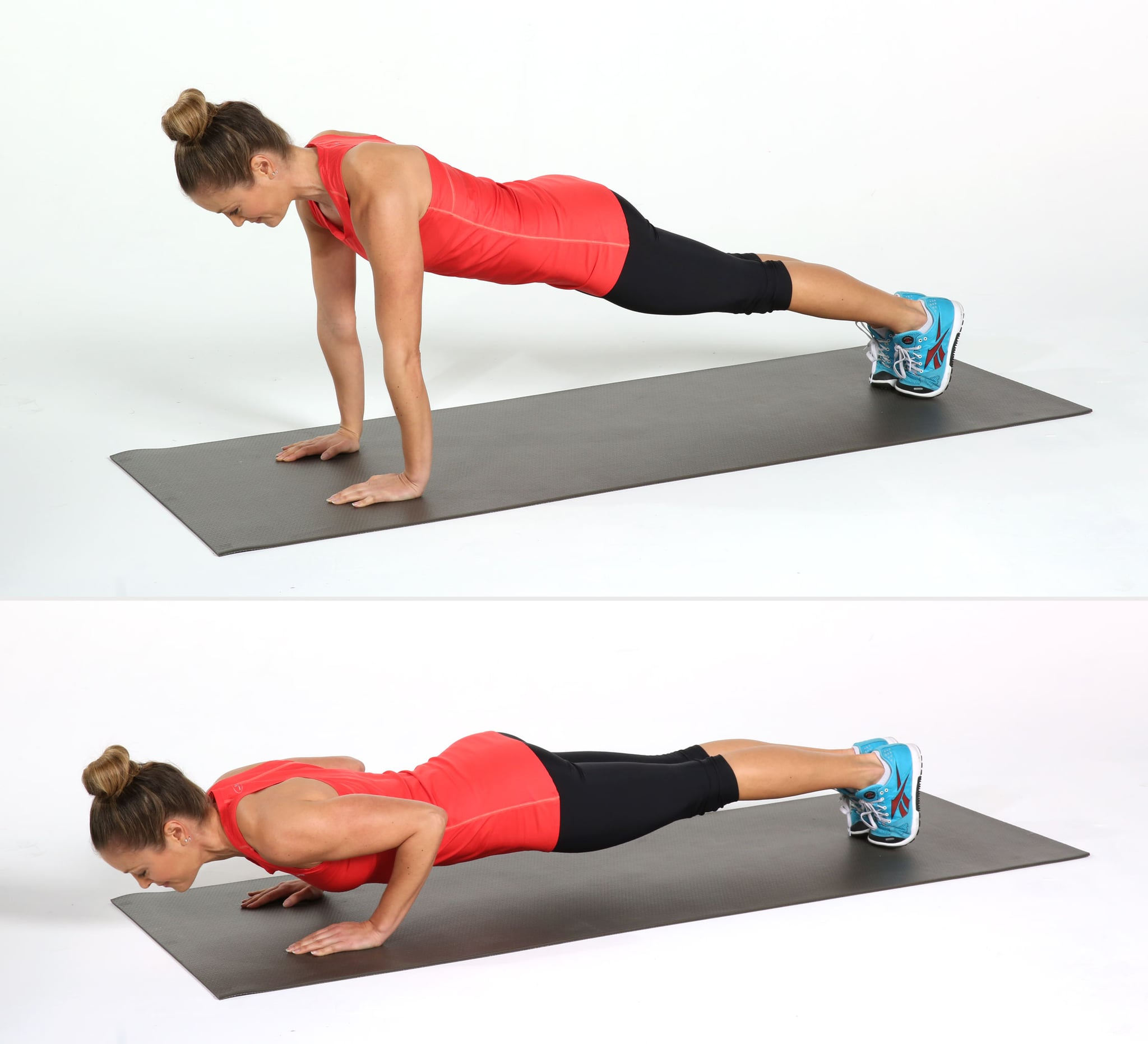 How to Do Triceps Push-Ups | POPSUGAR Fitness