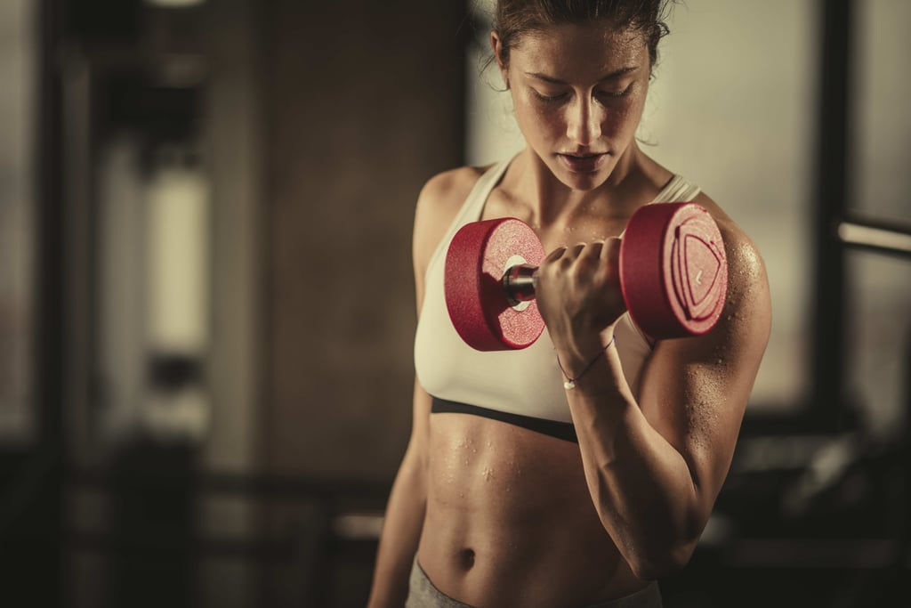 Grab Your Dumbbells — These Exercises Will Tone, Shape, and Strengthen Your Arms