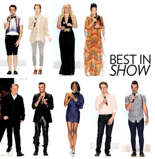Project Runway Season 9 Runway Show Pictures