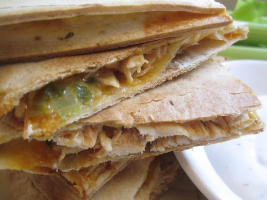 Buffalo Chicken Quesadilla Recipe