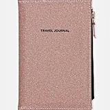 Typo Travel Zip Journal