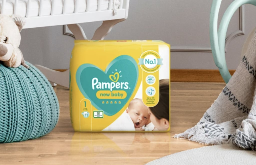 Pampers® New Baby Nappies