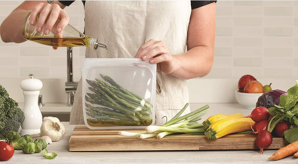 Stasher Reusable Silicone Food Bags