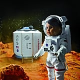 Luciana's Space Suit