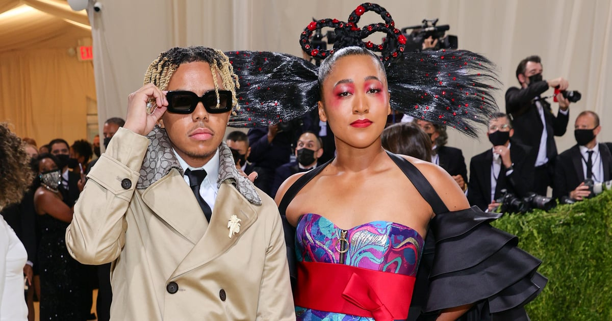Does It Get Any Cooler Than Naomi Osaka and Cordae at the Met Gala? - POPSUGAR