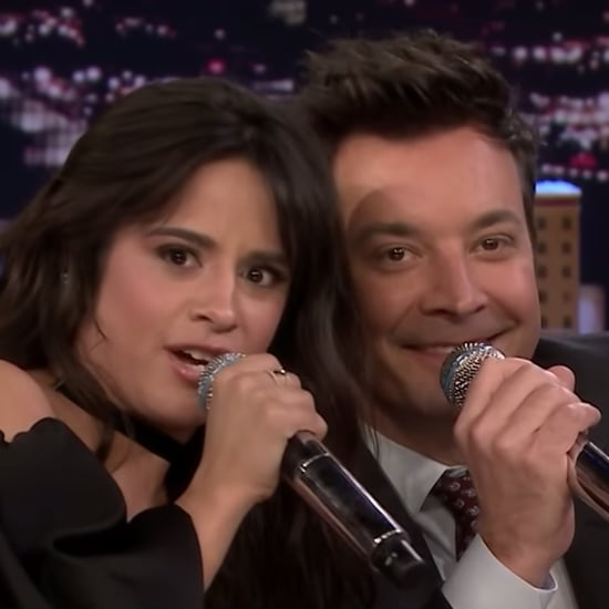 "Camila Cabello Singing ""It Wasn't Me"" on The Tonight Show"