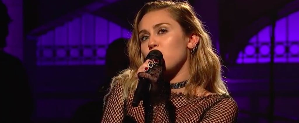 Miley Cyrus's SNL Performances Will Silence Any Doubt About Her Talent