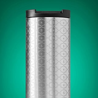Starbucks Reusable Tumbler Free Coffee For a Month January 2019