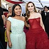 Pictured: Celebrities, Oscars, Yalitza Aparicio, and Marina de Tavira