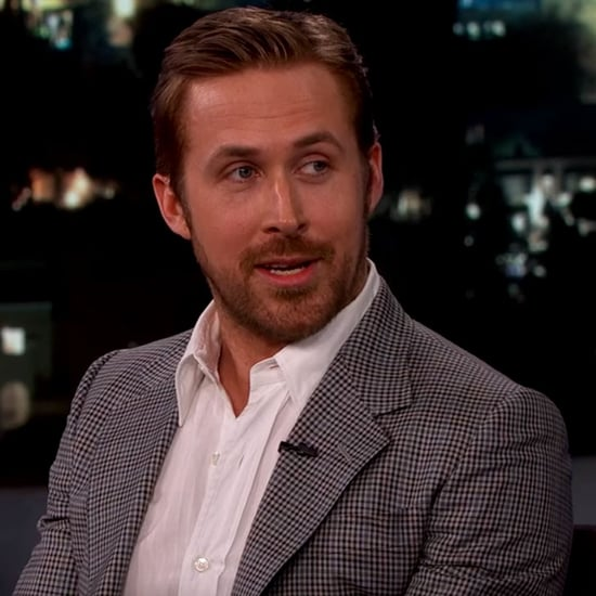 Ryan Gosling on Jimmy Kimmel Live May 2016