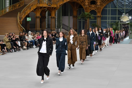Chanel Cruise 2020 Show Featured Dainty Jeweled Barettes