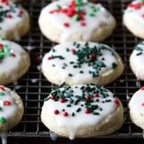 Cream Cheese Cutout Cookie Recipe