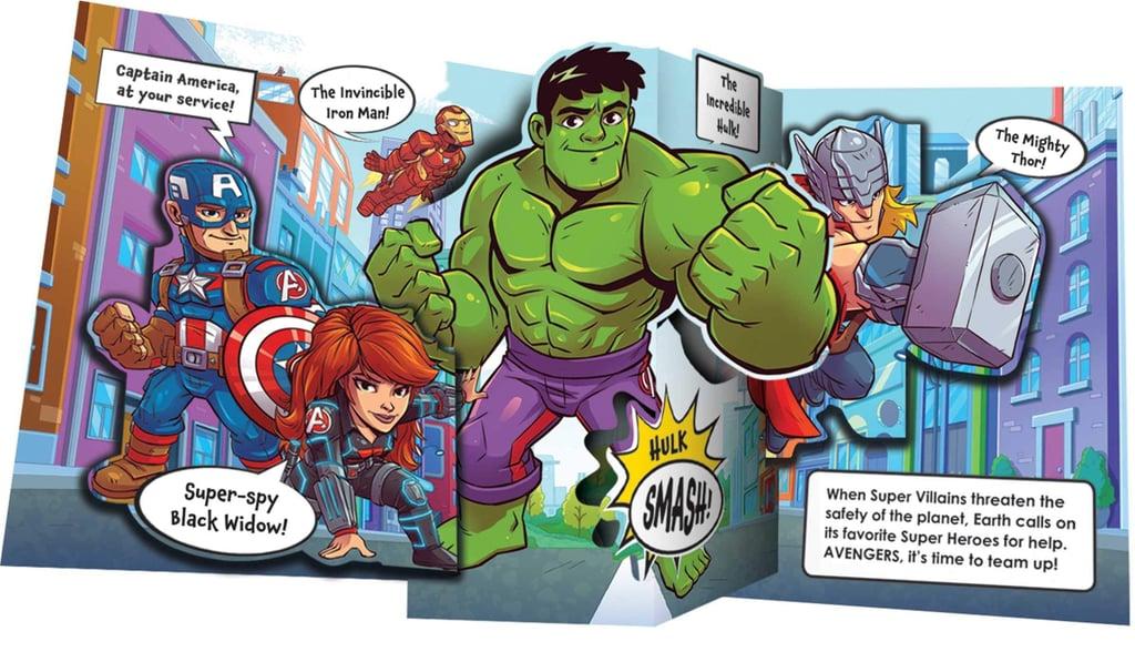 Marvel Super Hero Adventures: Super Hero Pop-Ups