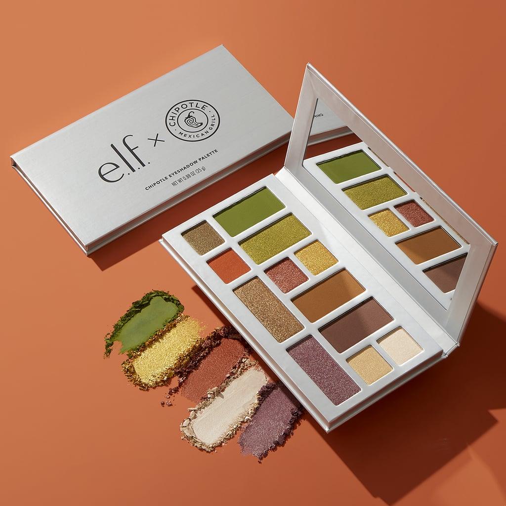 e.l.f. Cosmetics x Chipotle Eyeshadow Palette