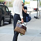 Karlie Kloss, the sophisticate.
