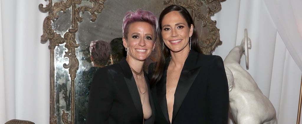 Sue Bird and Megan Rapinoe Are Engaged