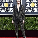 Phoebe Waller-Bridge at the 2020 Golden Globes