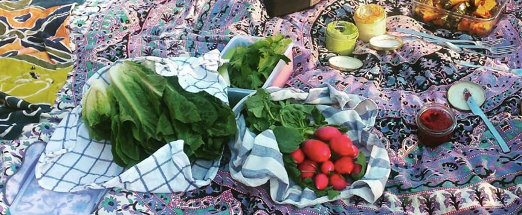 20 Dreamy, Healthy Picnic Ideas For When Brunch Gets Boring