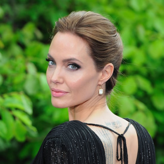 Angelina Jolie Diagnosed With Bell's Palsy