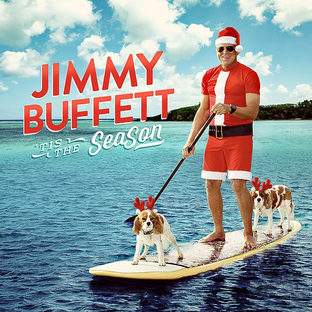 tis the season jimmy buffett
