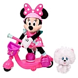 For 2-Year-Olds: Minnie's Happy Helpers Sing & Spin Scooter