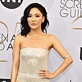 Constance Wu at SAG Awards