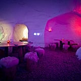 For $115 a night, guests can sleep in an igloo made for four to six people on insulated mattresses covered in sheepskin. Nature-lovers and adventure seekers have to try this supercool — pun intended — way of vacationing.