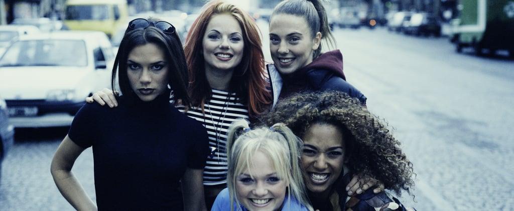 Spice Girl Reunion Movie Victoria Beckham