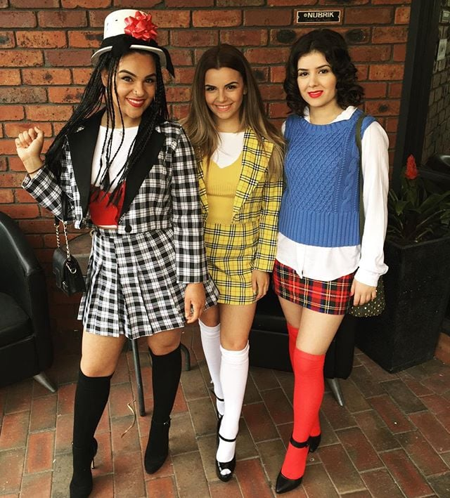 Trio Halloween Costume Ideas 2019.Halloween Costumes For Groups Of 3 Popsugar Love Sex