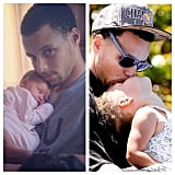 "Ayesha Curry wished her MVP husband, Stephen Curry, a sweet Father's Day with a moving message. She wrote, ""Happy Father's Day to the most amazing husband and father anyone could ask for. Our little girl and baby on the way couldn't be more blessed to have you... The pic on the left is Riley just days old. They say a daughters first love is her daddy. Couldn't be more true in our case. She will grow up a passionate, fearless and head strong little girl all while still having the ability to love unconditionally. I couldn't be more proud as a mother and wife that you are the head of our home and family. I hope you enjoy your day my love. I love you @wardell30"""